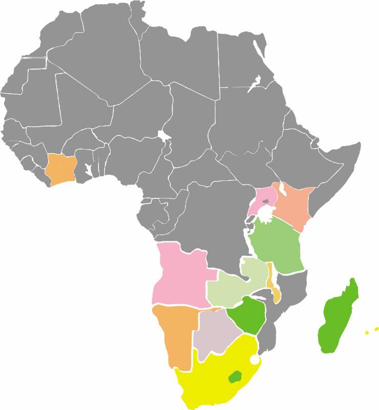Finteq African Footprint